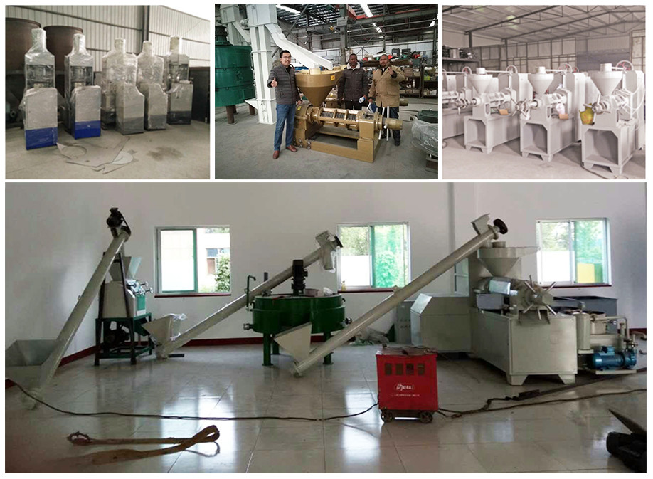 China best supplier Sesame Seed Oil Milling Machines with good feedback