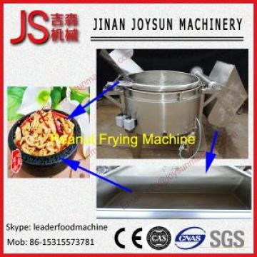Chips Available Automatic Batch Frying Machine Electricity Or Gas
