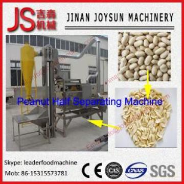 800kg / h High Capability Peanut Half Separating Machine 2.2kw / 380v