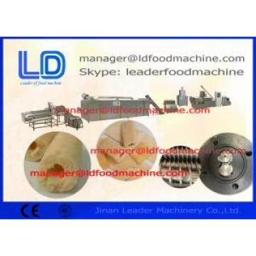 Core filled / Puff Snacks Processing Machinery, Vegetarian Granola Bar Making Machine