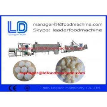Artificial Rice Snack Make Machine Maize Wheat Modified Starch Extruder