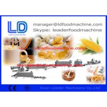 Breakfast Cereals Corn Flakes Making Machine
