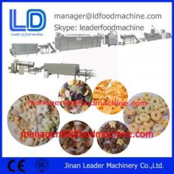 Large Output Corn Flakes Making Machine , Kelloggs Corn Flakes Machine