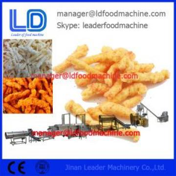 Automatic Rotary Kurkure Making Machine , Corn Chips Making Machine