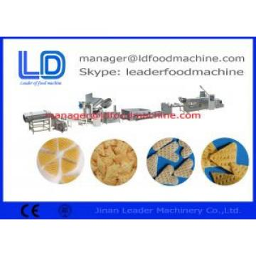 Corn Starch Crisp 3D Snack Pellet Machinery for Snack Food Making