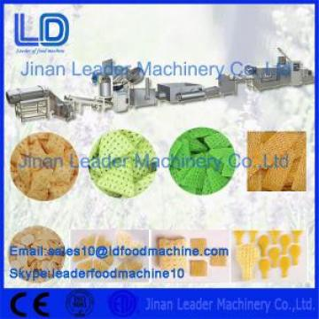 380v 50Hz Breakfast 3D Snack Pellet Processing Machinery