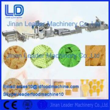 Single Screw 3D Snack Pellet Machinery for Fried Snacks , Pellets Extruding Machine
