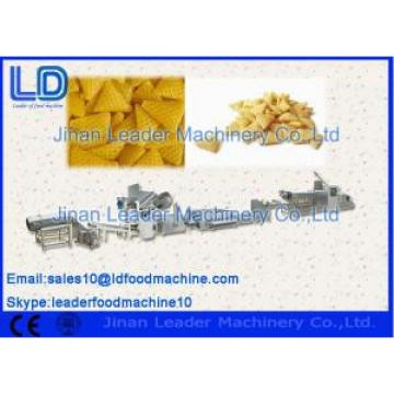 Breakfast Cereals 2D / 3D Snack Pellet Machinery , 100kg/h - 300kg/h