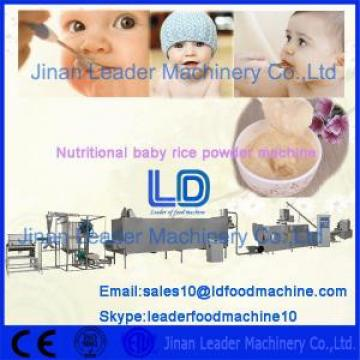 380v 50hz Healthy Rice Powder Making Machine , 3 Phase Nutrition Powder