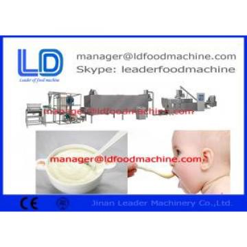 Easy Operation Food Grade Stainless Steel Rice Powder Making Machine