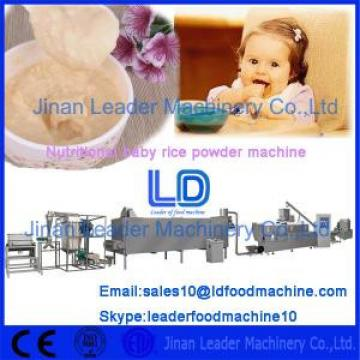 Stainless Steel Rice Powder Making Machine For Corn / Beans Processing