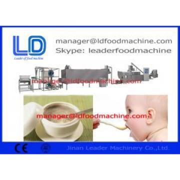 Automatic Rice Powder Making Machine ,3 Phase For Food Processing