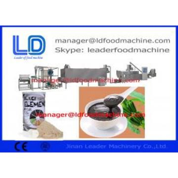 Sanitation Rice Powder Making Machine / Rice Powder Flour Milling Machine