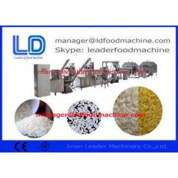 Stainless steel fully automatic artificial rice making machine