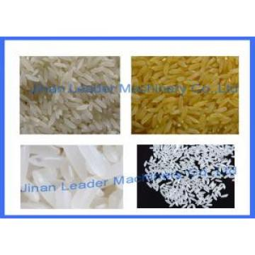 Nutritional Artificial Rice Making Machine / Grain Processing Equipment