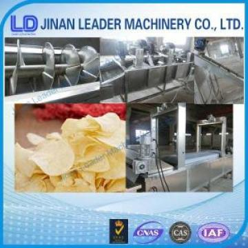 Low consumption how to make crispy Potato Chips Making Machine