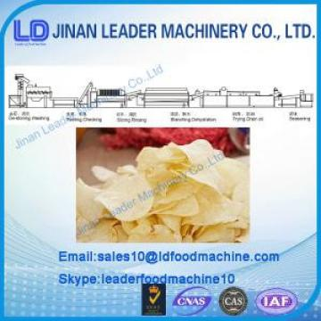 Super quality organic potato chips superior food machinery