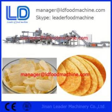300kg / h Fresh Potato Chips / Sticks Making Machine