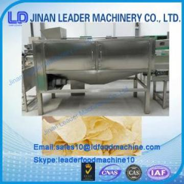 Commercial crispy potato chips food processing equipments