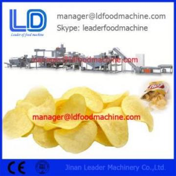 Screw Self-cleaning Baking Automatic Fried Compound Potato Chips Processing Line