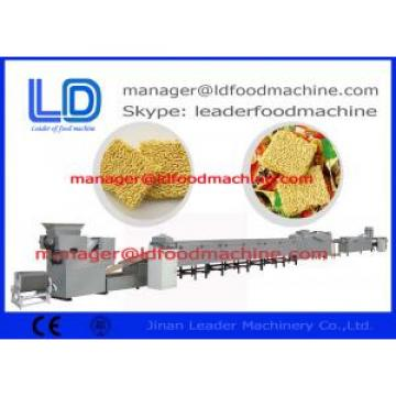 auto frying Instant Noodle Production Line / food processing line