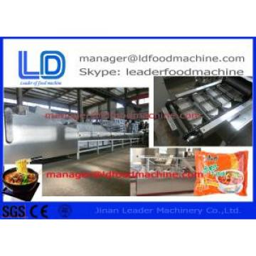 extruded snacks Instant Noodle Production Line / Extruder Food Machine
