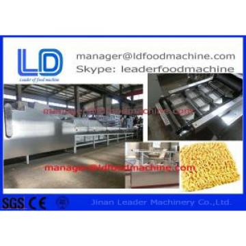 Food Grade Instant Noodle Production Line , Three Phases / Single Phase