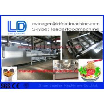 22KW raw wheat flour automatic Instant Noodles Processing machine