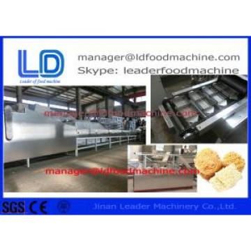 Electric Mini Instant Noodle Production Line / food frying machine