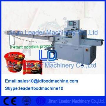 380V 50HZ SNACK Instant Noodle Production Line 11000pcs/8h with 22KW