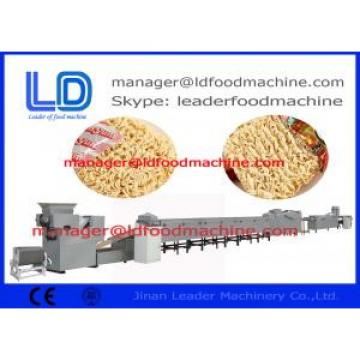 automatic Instant Noodle Production Line for Extruder Food processing