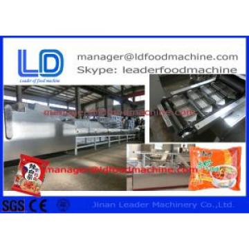 Snack Making Machine / Instant Noodle Production Line , 380V 50HZ 22KW