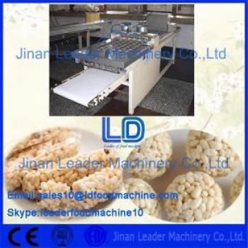 Healthy Puffed Snack Nutrition Bar Making Machine Twin Screw Extruder