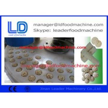 Cream filled Nutrition Bar Making Machine Rice Crust / Marshall food making