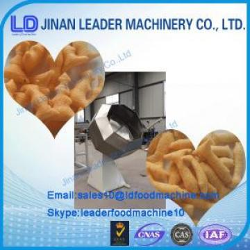 Multi-functional wide output range Bugles Making Machine crisps food machinery