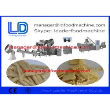 wheat powder Processing machine for Crispy Chips Sala Bugles making , 120-250kg/h