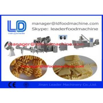automatic moon / chips Bugles Making Machine , extruded snacks machinery