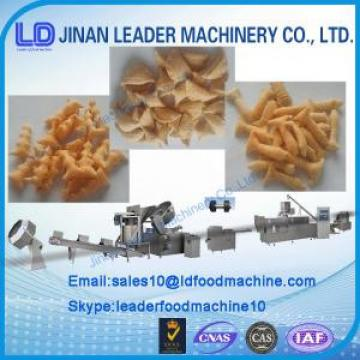 Super quality Bugles Making Machine bugles corn chips commercial food processing equipment