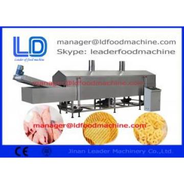 Continuous Fryer|Automatic Snack Fryer Machine