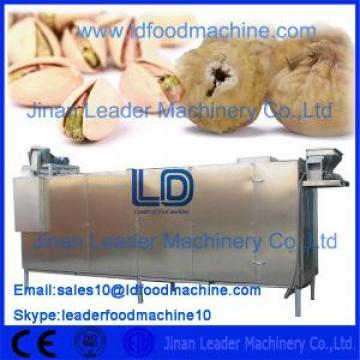 Ld Snacks Food Processing Machinery , Roasting Oven Drying Pet Food