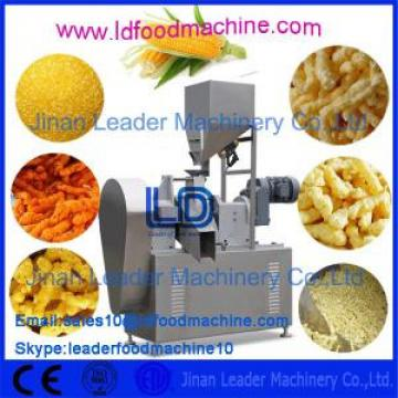 Rotary Head Extruder Food Processing Machinery , 125kg/H - 180kg/H