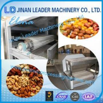 Double / Three Layer Peanut Roasting Machine Stainless Steel, Saving Energy and Labor