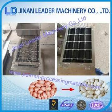 High Capacity 200kg/h peanut processing machine/ peeling machine