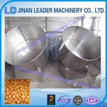 Peanut Wrapped Butter Processing Line 200kg / h Fish Skin Bean Pot