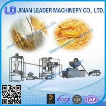All kind of flavor balls or Strip Corn crushing   Production Line