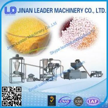Hot selling Corn crushing   frictional extruder