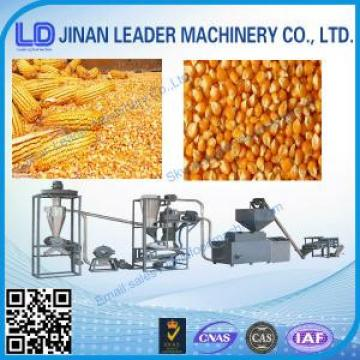 CE ISO9001 Corn crushing  processing plant