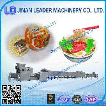 automatic extruder Mini instant noodles manufacturing machine