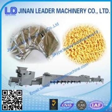 Make Automatic  Mini instant noodles  manufacturing machine