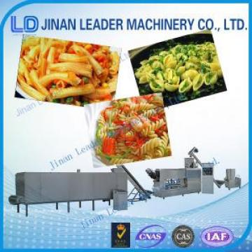 Stainless steel Macaroni Pasta Processing Machine pasta machine sale